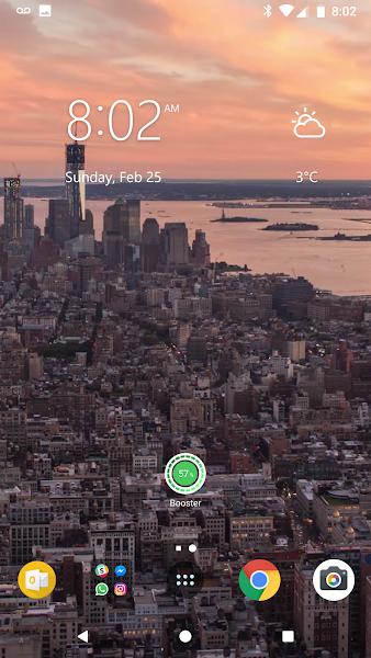 SuperWall Video Live Wallpaper Screenshot Image