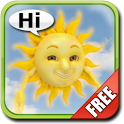 Talking Sun icon
