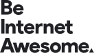Be Internet Awesome wordmark