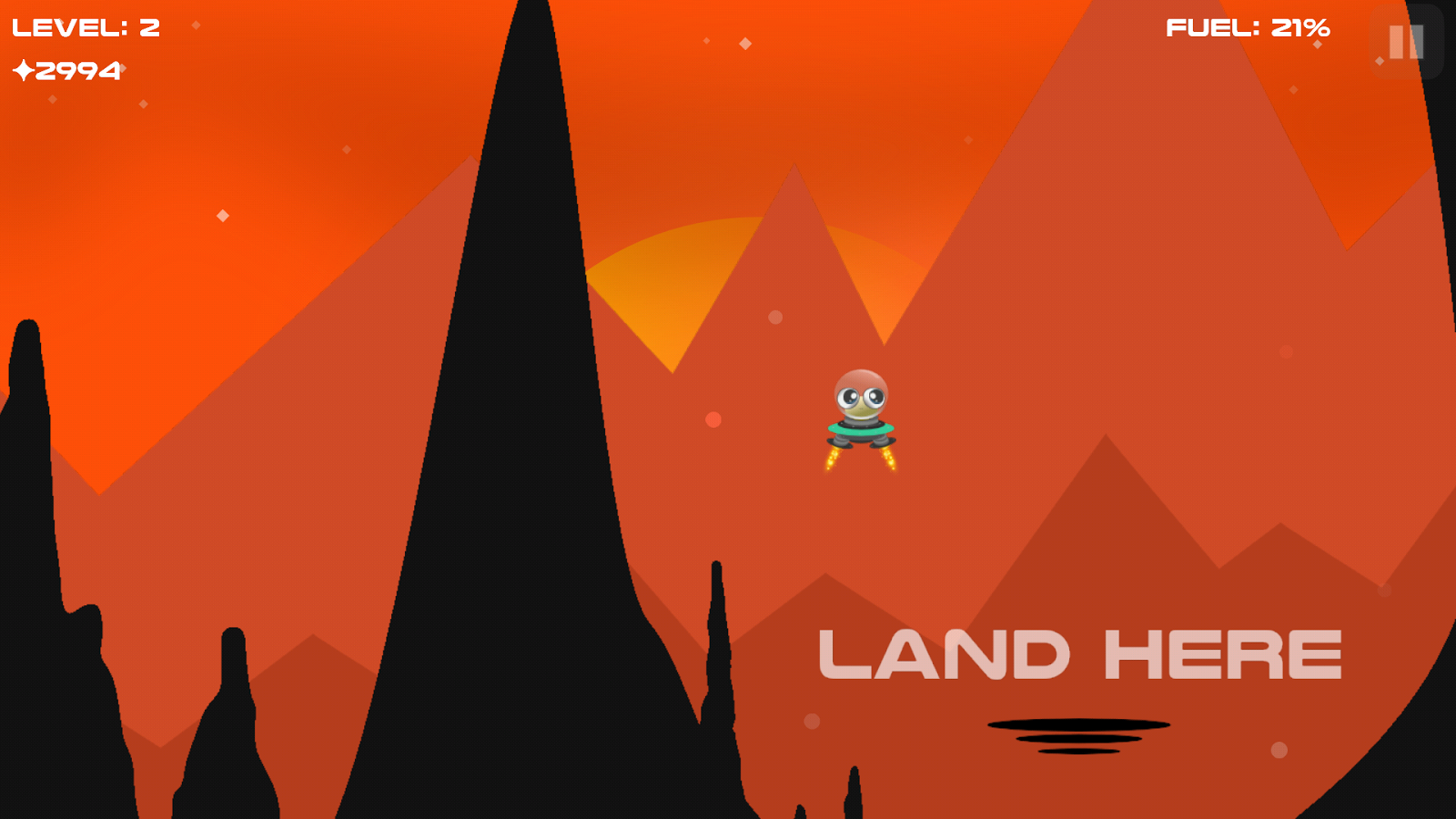 LEAP Astronaut - στιγμιότυπο οθόνης