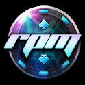 RPM 포커 : 스피드 로얄(7포커, 바둑이) 알피엠 icon