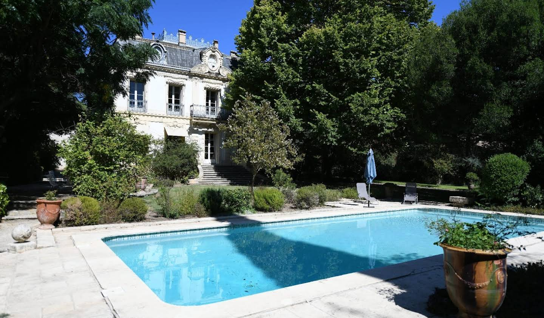 Appartement avec piscine Montpellier