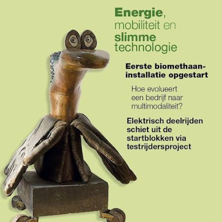 MAGAZINE - ecoTips december '18 energie, mobiliteit, slimme technologie
