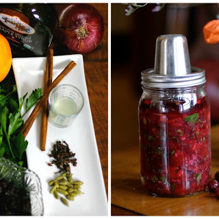 Best Ever Cranberry & Apple Relish