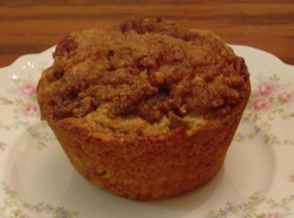 Rhubarb Streusel Muffins (low Cholesterol Version) Recipe