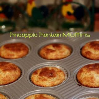 Kicking off Summer with Splenda® & Pineapple Plantain Muffins
