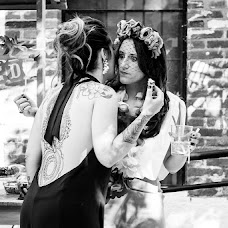 Wedding photographer Lucía Martínez cabrera (luciazebra). Photo of 28.06.2016