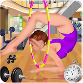 Gymnastic Girl First Aid