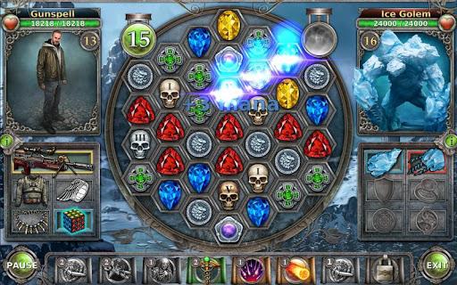 Gunspell - Match 3 Battles 1.6.09 screenshots 2
