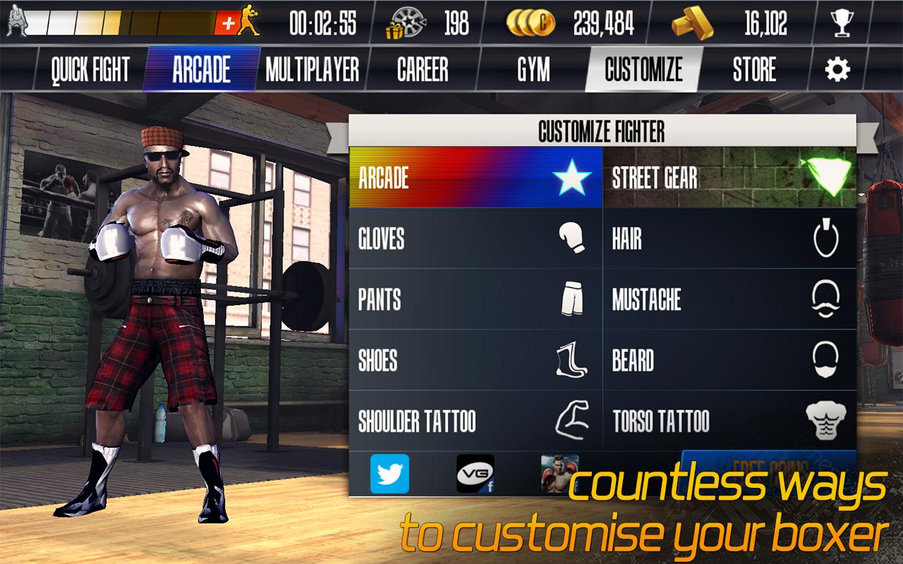 Real Boxing screenshot #13