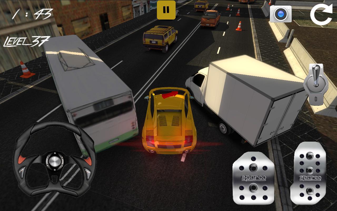 auto parking 3d