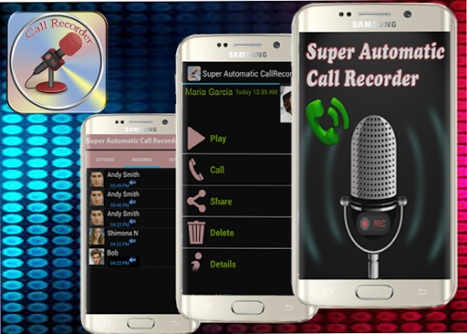 Super Automatic Call Recorder