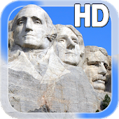Mount Rushmore USA LWP