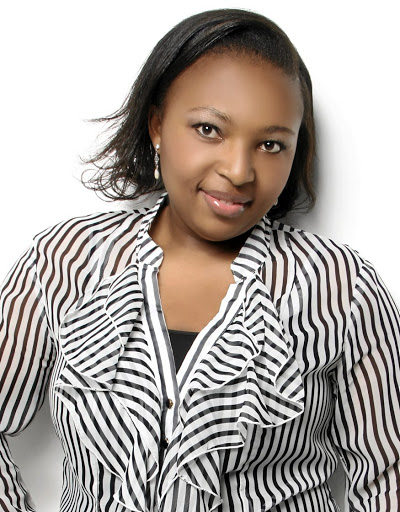 Mining technology manager Sibongile Ntsoelengoe loves her job.