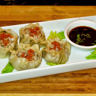 Shrimp and Pork Siu Mai Dumplings #DumplingsWorldwide