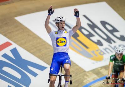 Topkoppels voor de Zesdaagse van Gent: Iljo Keisse met sprinter van Quick-Step, Kenny De Ketele zonder Moreno De Pauw