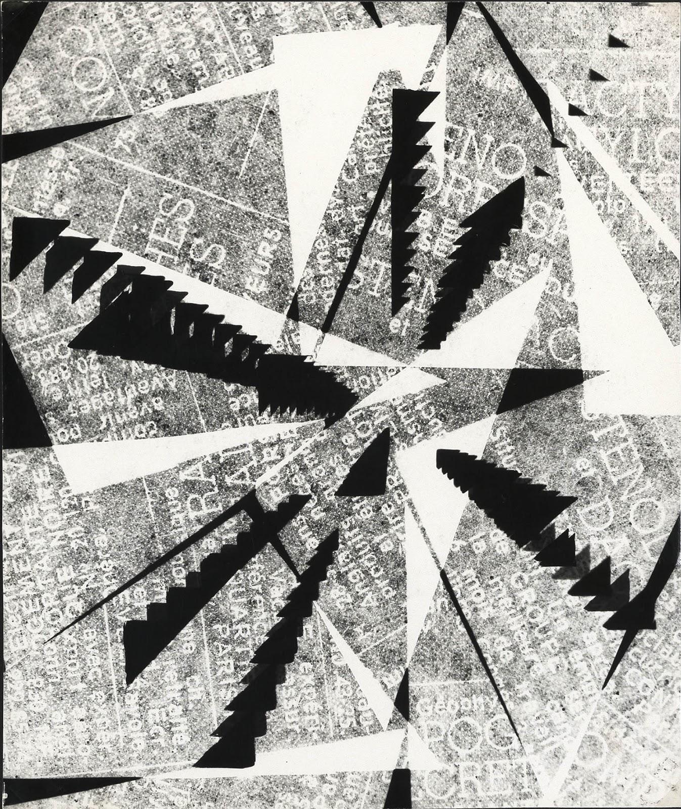 Běla Kolářová, Variace II (1962)