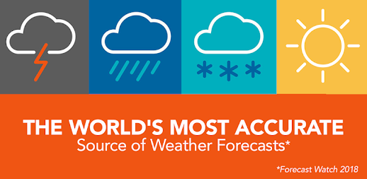 AccuWeather: Weather Forecast Updates & Radar Maps APK
