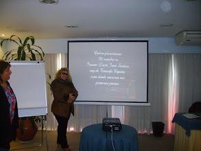 Photo: La Tierra Habla en el Hotel del Comahue con Ivonne y Ayelén (F.A.R.O.)