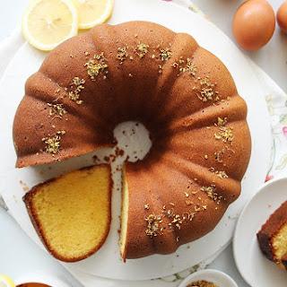 Lemon Juice Cake Recipes