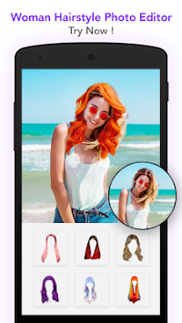Download Woman Hairstyle Photoeditor Apk Latest Version App For