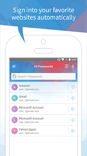 Password Manager - SAVE & CREATE COMPLEX PASSWORD- screenshot thumbnail