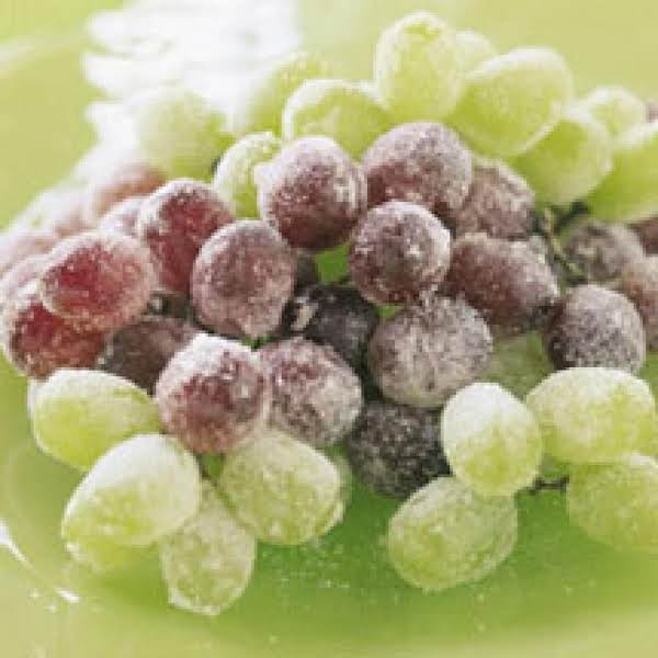 Frosted Grapes Recipe