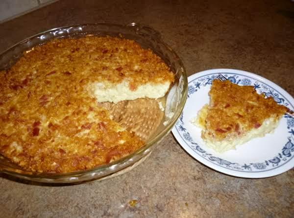 Breakfast Pie Recipe