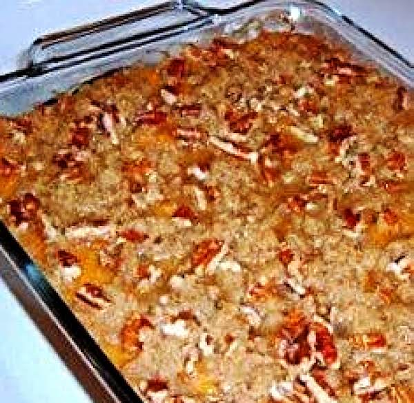 ~ Awesome Sweet Potato Casserole ~ Recipe