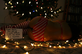Photo: Have yourself a kinky, little Christmas! - stonescorpion took this!