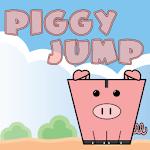 Piggy Jump - Premium Icon