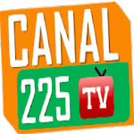 Canal 225 TV Icon