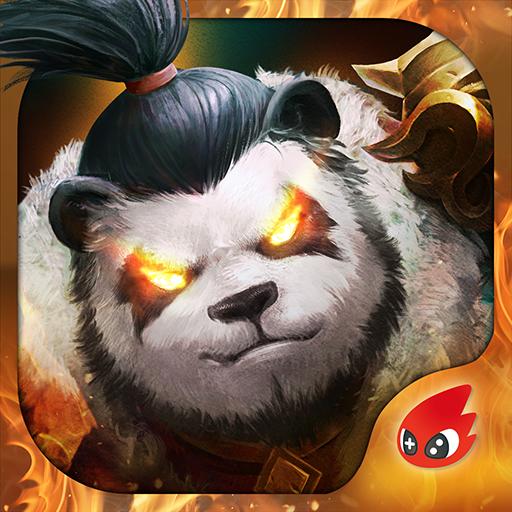 太極熊貓3-獵龍