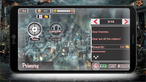 Sniper Assassin 3d: Sharp Shooter 2.0.2 {cheat|hack|gameplay|apk mod|resources generator} 5
