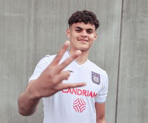 Anderlecht offre un premier contrat professionnel à un jeune talent de 15 ans