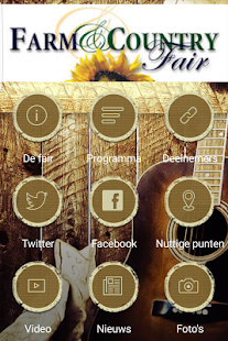 Farm & Country Fair App- screenshot thumbnail