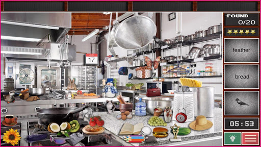 Kitchen Hidden Object Games  screenshots 3