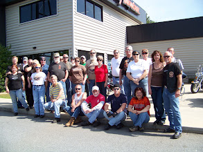 Photo: All Set To Leave Timms Harley-Davidson