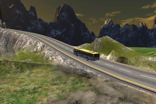 山顶公交车司机