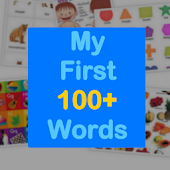 My First 100+ Words Kids Game
