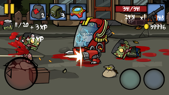 Zombie Age 2: Survival Rules – Offline Shooting 4