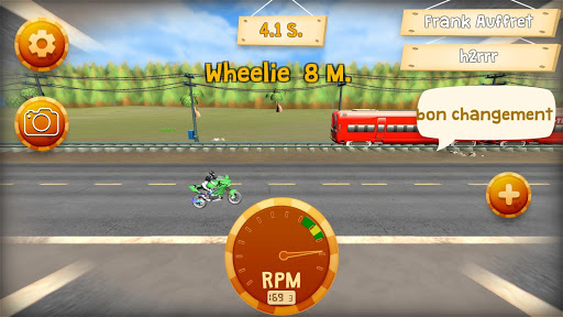 Code Triche Drag Bikes Online  APK MOD (Astuce) screenshots 1