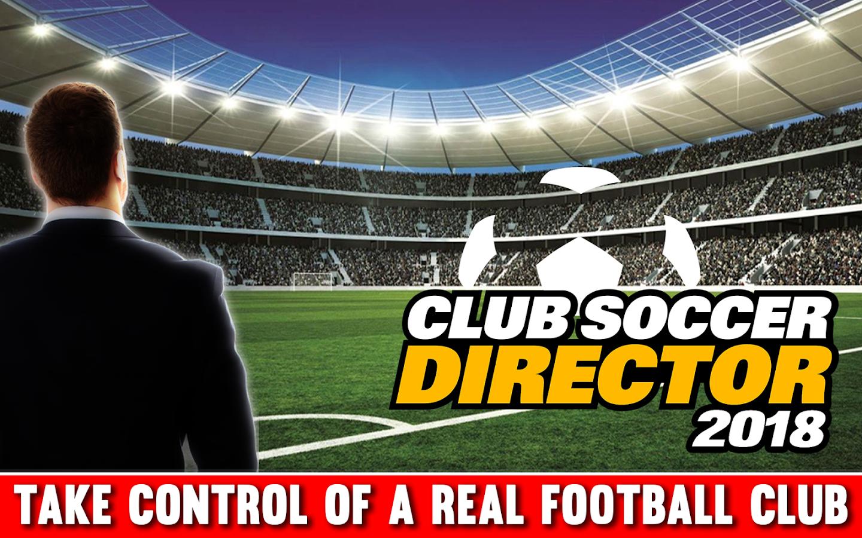 Club Soccer Director 2018 - Club Football Manager- screenshot