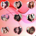 Love Pattern Lock Screen Icon