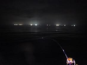 Photo: 沖では「まき網」操業開始! ・・・あんまり獲らないでね~!