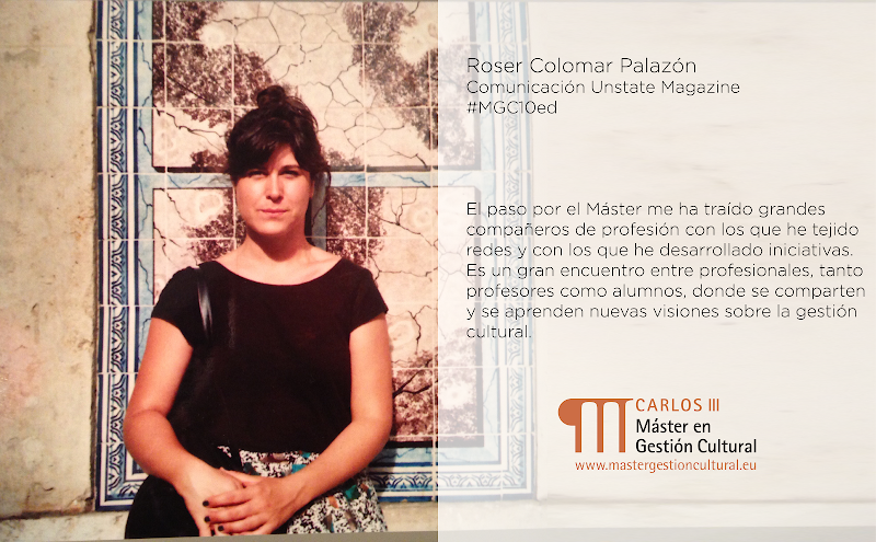 Photo: Roser Colomar Palazón. http://rosercolomar.wix.com/rosercolomar Comunicación en Unstate Magazine www.unstatemag.net