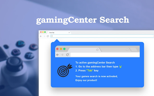 gamingCenter Search