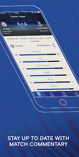 Chelsea FC - The 5th Stand Mobile App 1.9.0 screenshots 5