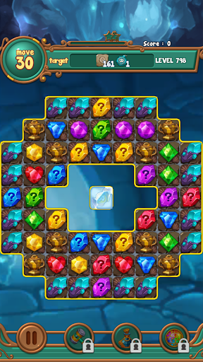 Jewels fantasy : match 3 puzzle 1.0.34 2