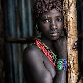 Girl Hamar by Damjan Voglar - People Fashion